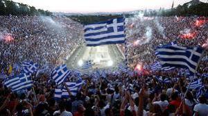 Greece celebrates