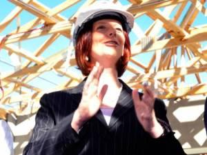 Julia Gillard satire