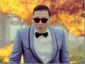 Gangnam Style satire
