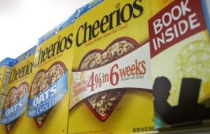Cheerios munchies