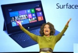 Oprah Surface Microsoft