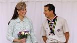 Bear Grylls Kate Middleton