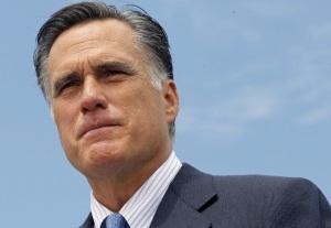 Mitt Romney satire