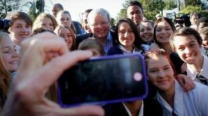 Kevin Rudd satire