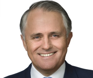 Malcolm Turnbull satire