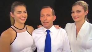 Tony Abbott satire