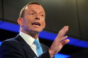 Tony Abbott satire