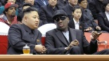 Dennis Rodman satire