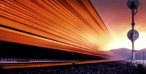 fast train